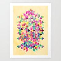 Kick Of Freshness Art Print
