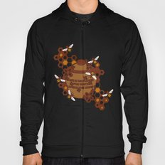 Life is the Flower for which love is the honey Hoody