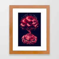 In Our Hands Framed Art Print