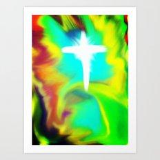 Rapture... a new beginning Art Print