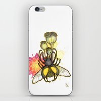 Rhino Beetle iPhone & iPod Skin