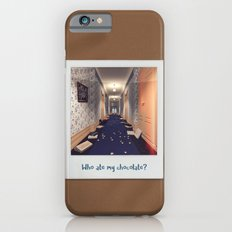 Who ate my chocolate? iPhone 6 Slim Case