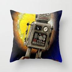 :: RETRONAUT Throw Pillow