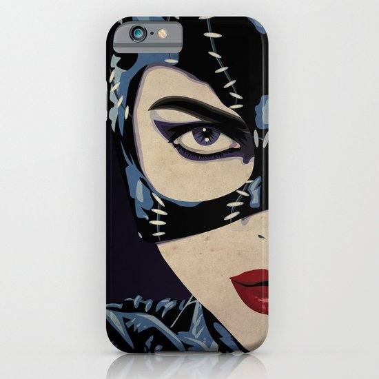 Catwoman iPhone & iPod Case