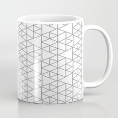 Karthuizer Grey & White Pattern Mug