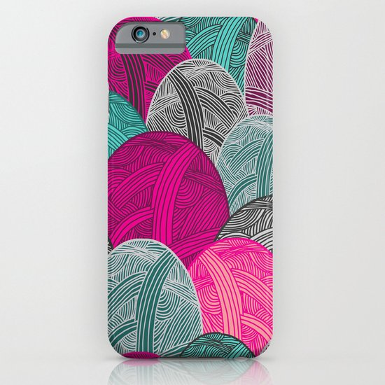 Colour Me Lovely iPhone & iPod Case