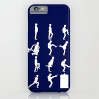 The TARDIS Of Silly Walk… iPhone 6 Slim Case