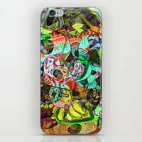 Everything In Life Is Tr… iPhone & iPod Skin