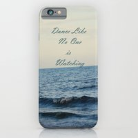 iPhone & iPod Case featuring Dance Like No One is Watching by Beth - Paper Angels Photography