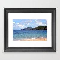 St.Kitts Framed Art Print