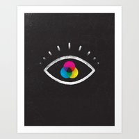 Perception Art Print