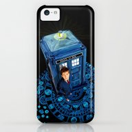 Doctor Who At Arch Of Ti… iPhone 5c Slim Case