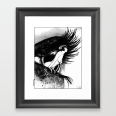 Apollonia Saintclair 602… Framed Art Print