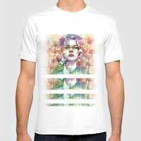 Summer's Yearnings Mens Fitted Tee White SMALL