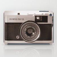 Olympus Trip iPad Case
