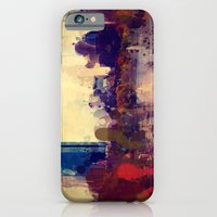 boston iPhone & iPod Cases featuring Boston  by Danielle DePalma
