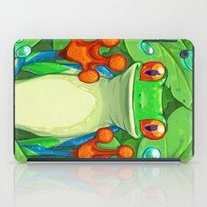 Frankie the Frog iPad Case