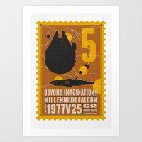 Beyond Imagination: Mill… Art Print