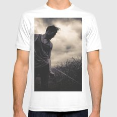 timeless Mens Fitted Tee White SMALL