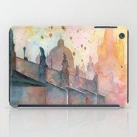 Charles Bridge, Prague iPad Case