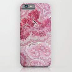 Rose Quartz Gem iPhone 6 Slim Case