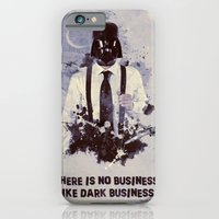 Dark Business. iPhone 6 Slim Case