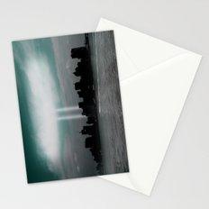 Renewal - New York City skyline Stationery Cards