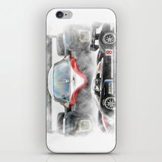 Peugeot 908 iPhone & iPod Skin