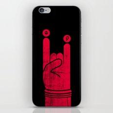 Rock U! iPhone & iPod Skin
