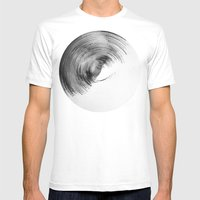 ArcFace  -  Dalì Mens Fitted Tee White SMALL