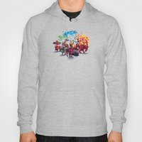 Team Llama – To the Rescue! Hoody
