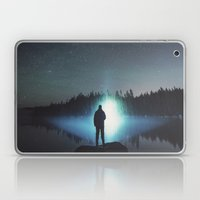 Searching the Lake Laptop & iPad Skin