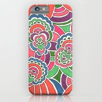 Drawing Meditation: Hearts iPhone 6 Slim Case