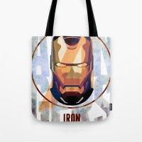 Avengers : IRON MAN Prin… Tote Bag