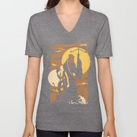 The Scoundrel & The Wookie Unisex V-Neck