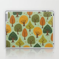 Autumn  Forest Laptop & iPad Skin