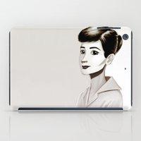 Hepburn iPad Case
