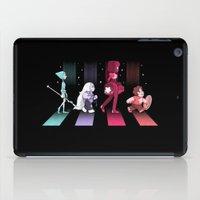 Crystal Road iPad Case