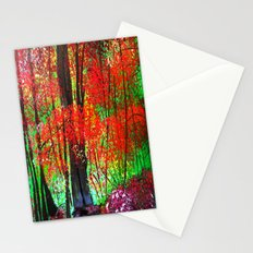 Magical Forest Stationery Cards
