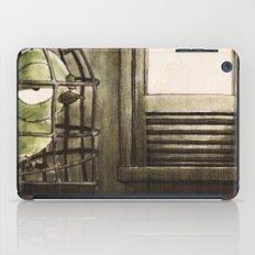 Le Samourai iPad Case