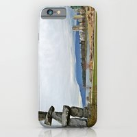 iPhone & iPod Case featuring english bay by LeoTheGreat