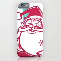 Funky Santa iPhone 6 Slim Case