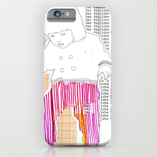Das tägliche Üben ist erste Voraussetzung. iPhone & iPod Case