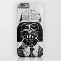 Darth Vader portrait iPhone 6 Slim Case