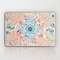 Paradise Doodle Laptop & iPad Skin