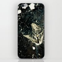 Intrigued  iPhone & iPod Skin