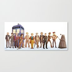 The Doctors Canvas Print