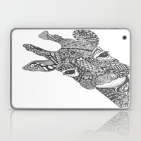 Zentangle Giraffe Laptop & iPad Skin
