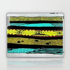 Sideways Laptop & iPad Skin