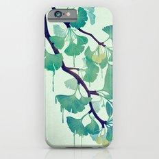 O Ginkgo (in Green) Slim Case iPhone 6s